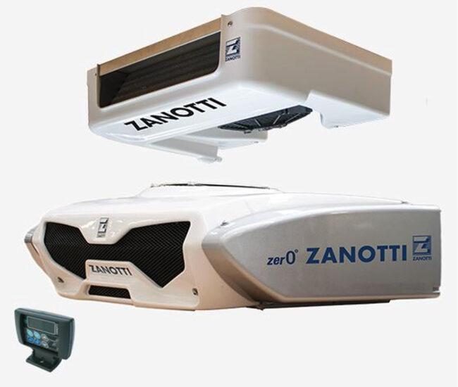 Zanotti zerO refrigerated unit